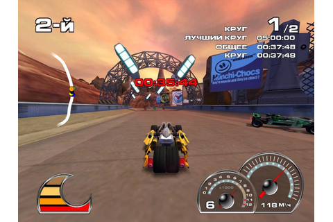 Download: Lego Drome Racers PC game free. Review and video ...