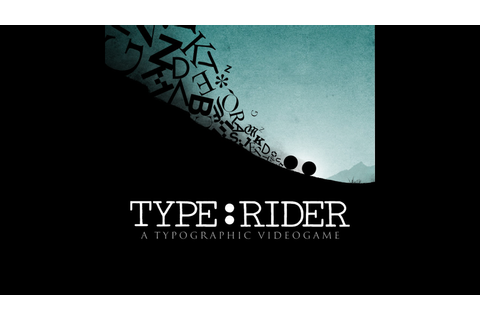Type:Rider Game | PSVITA - PlayStation