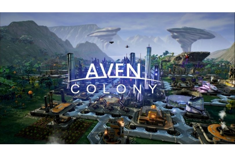 Aven Colony Mac OS X - Game for Macbook iMac ~ Mac Games World