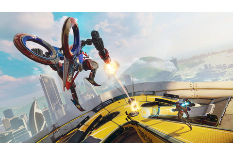 RIGS Mechanized Combat League Game | PS4 - PlayStation