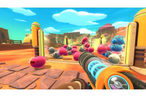 Slime Rancher Is A Very Cute Game About Ranching Slimes ...