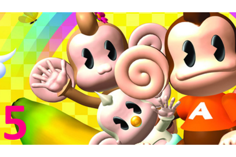 Super Monkey Ball 2 (Part 5) Monkey Ball: The Arrival ...