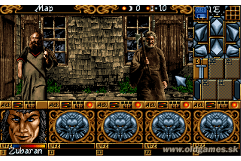 Ishar 3 The Seven Gates of Infinity (1996)(Silmarils) Game