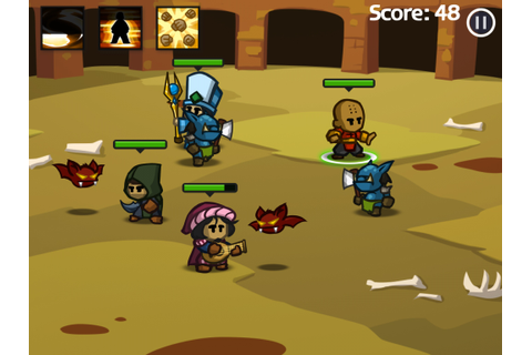Now Playing: Battleheart Legacy for iPhone and iPad ...