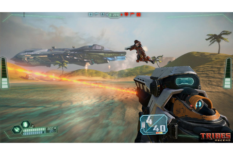 Tribes Ascend video - Games - Quarter To Three Forums