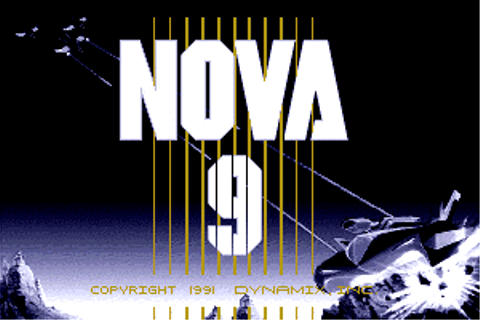 Download Nova 9: The Return of Gir Draxon - My Abandonware