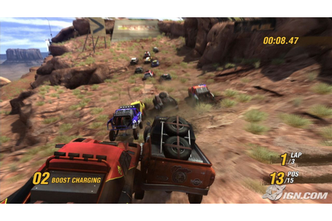Do you want Motorstorm to come back on PS4? | IGN Boards