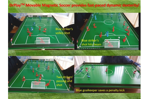 Movable Magnetic Soccer - Magnetic Table Soccer or ...