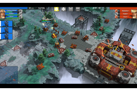 AirMech Review, Download Guide, & Walkthrough – MMOBomb.com