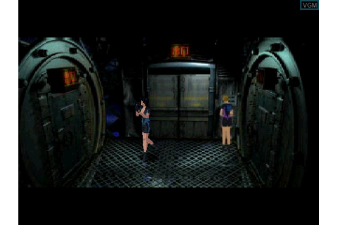 Fear Effect 2 - Retro Helix for Sony Playstation - The ...