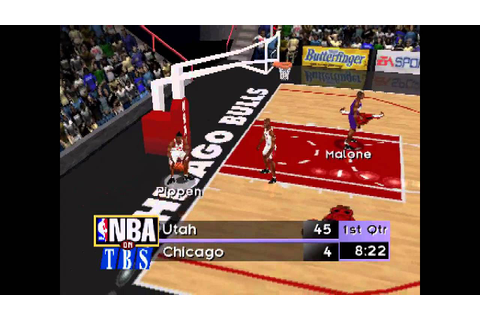 NBA Live 98 ... (PS1) - YouTube