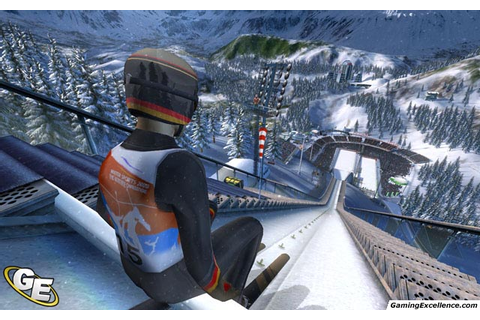 Winter Sports 2008: The Ultimate Challenge Review ...