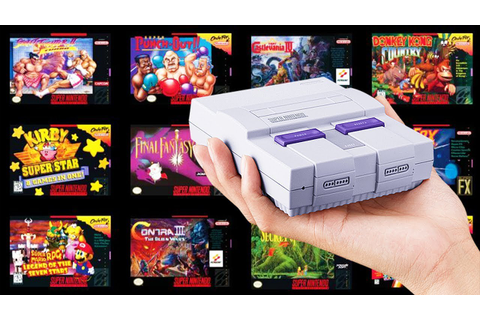 10 Best SNES CLASSIC Games You Should Play First (Super ...