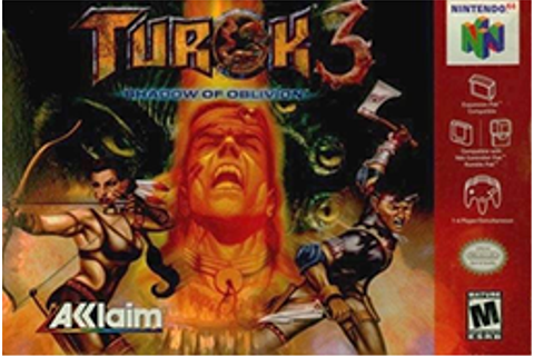 Turok 3: Shadow of Oblivion - Wikipedia