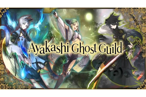 Ayakashi Ghost Guild - Investigation Theme - YouTube