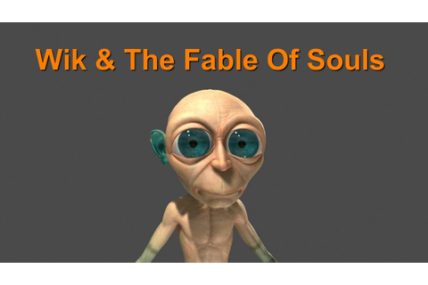Wik & The Fable Of Souls (RUS/ENG) PC - YouTube