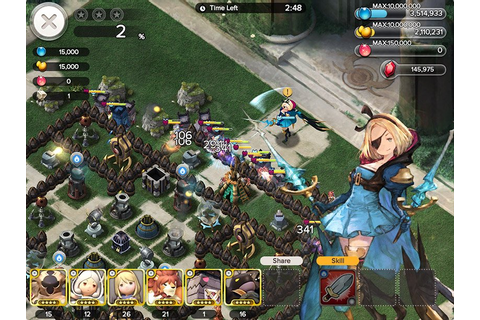 'Battle Champs' is a Japanese Take on 'Clash of Clans ...