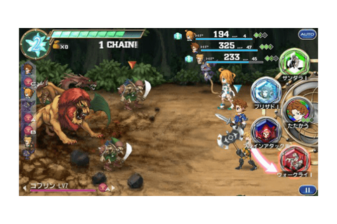 Two new Final Fantasy games coming to Android in 2015