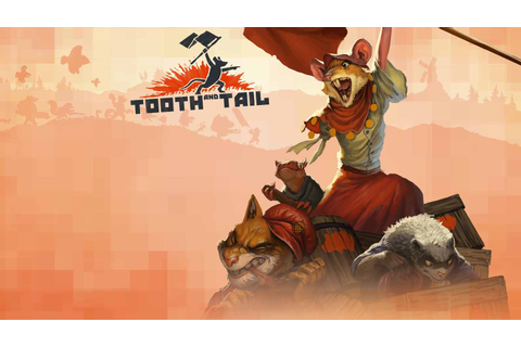 Tooth and Tail Game | PS4 - PlayStation