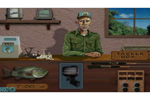 Bass Masters Classic Pro Edition - SNES Gameplay - YouTube