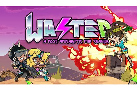 WASTED Free Download PC Games | ZonaSoft