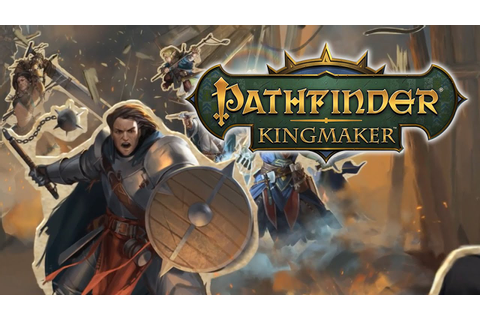 Pathfinder: Kingmaker - Kickstarter Launch Trailer - YouTube