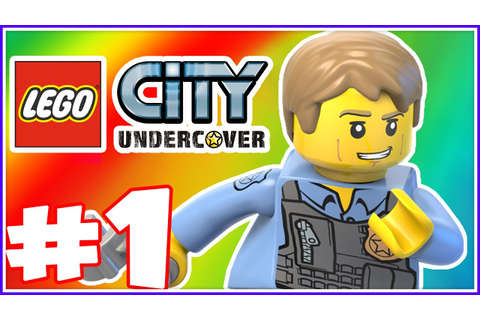 LEGO City Undercover: The Chase Begins - Part 1 - Donut ...