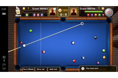 Rack 'em up online with Game Troopers' Pool Tour Masters ...