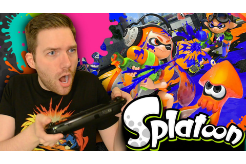 Splatoon - Game Review - YouTube