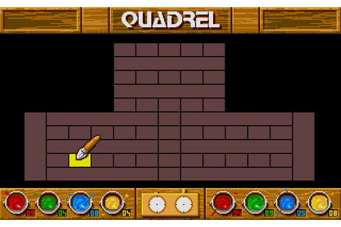 Quadrel (1990) by Loriciel Atari ST game
