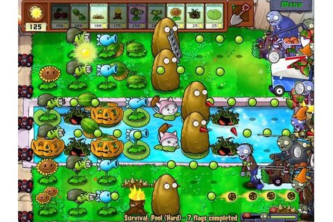 Plants vs Zombies Download Free Full Game | Speed-New