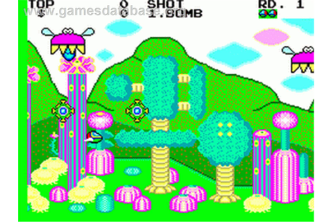 Fantasy Zone - Sega Game Gear - Games Database