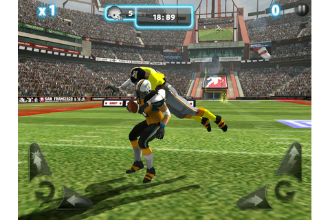 Backbreaker 2: Vengeance - by NaturalMotion [v1.2 ...