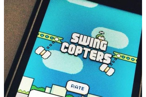 Swing Copters app hitting iTunes and Google play ...