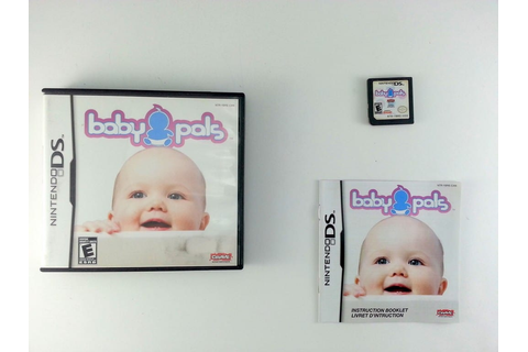 Baby Pals game for Nintendo DS (Complete) | The Game Guy