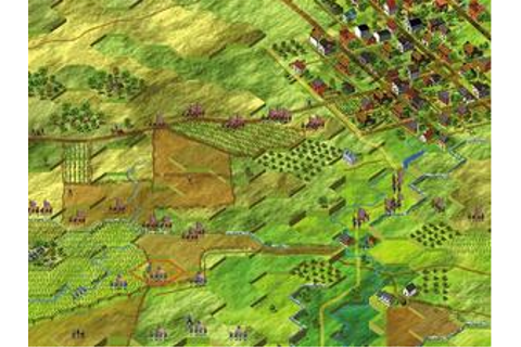 Battleground 5: Antietam Download (1996 Strategy Game)