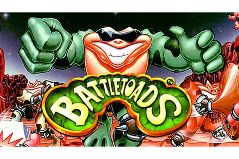 BattleToads – NES, Game Gear, Mega Drive e Amiga ...