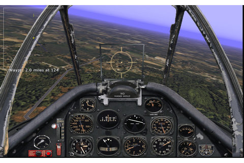 Download Microsoft Combat Flight Simulator: WWII Europe ...