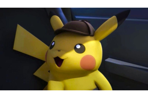WATCH: Detective Pikachu Game Receiving US Release And A ...