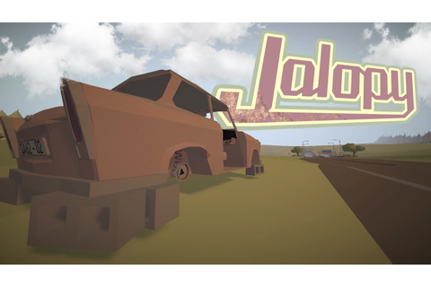 Jalopy Gameplay ep 1 - ROAD TRIPS & ROAD RAGE! - Let's ...
