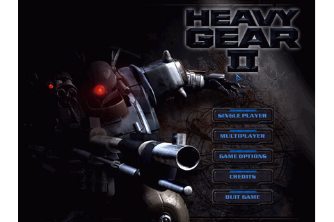 Download Heavy Gear II - My Abandonware
