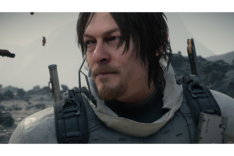 Death Stranding Trailer #3 | The Game Awards 2017 - YouTube