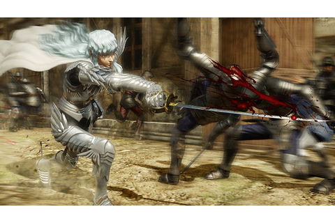 Game review: Berserk And The Band Of The Hawk will drive ...