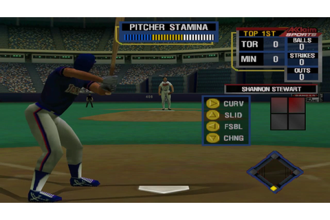 All Star Baseball 2001 Download Game | GameFabrique