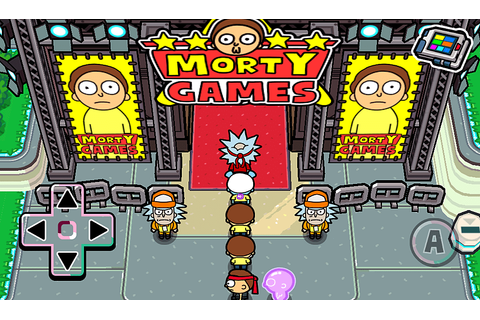 Pocket Mortys: Guide to Winning the Morty Games | Pocket ...