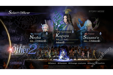 Warriors Orochi 3 (Musou Orochi 2) - Download Free Full ...