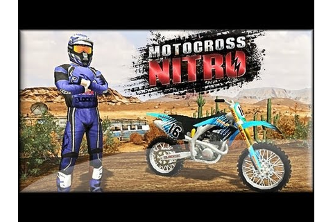 Motocross Nitro Game - YouTube