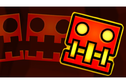 A NEW GAME? - Geometry Dash Meltdown - YouTube