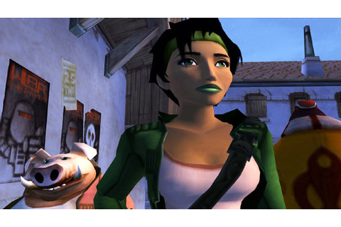 Beyond Good and Evil All Cutscenes (Game Movie) Full Story ...