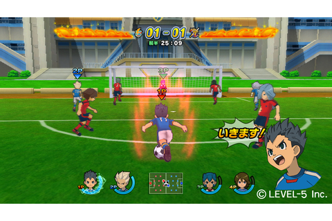 Inazuma Eleven Strikers per WII - GameStorm.it